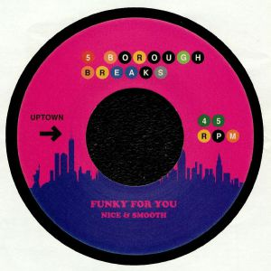 NICE & SMOOTH/PARLIAMENT - Funky For You (1 per customer)