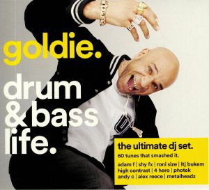 GOLDIE/VARIOUS - Drum & Bass Life (mixed 4xCD)