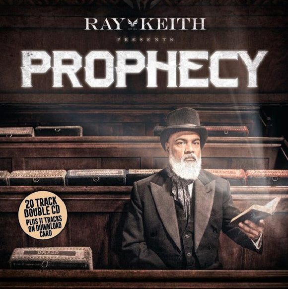 Ray KEITH - Prophecy (2xCD)