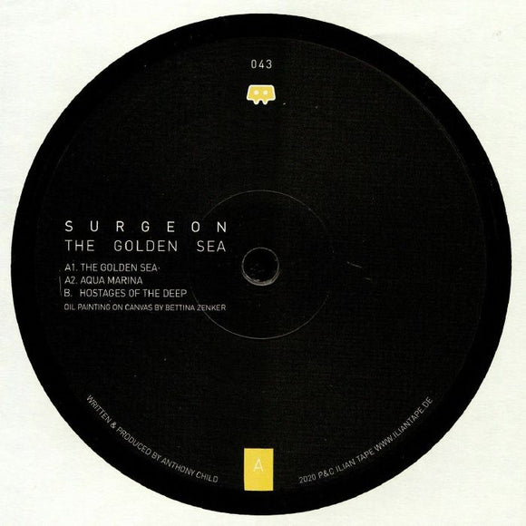 SURGEON - The Golden Sea