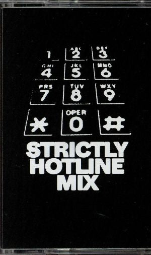 ANINA / VARIOUS - Strictly Hotline Mix