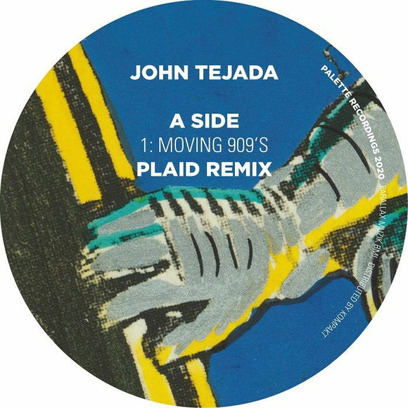 John TEJADA - Moving 909s