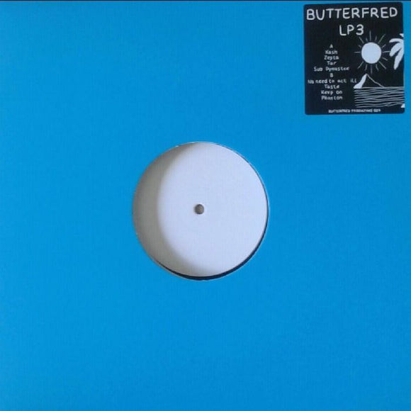 Butterfred - LP 3