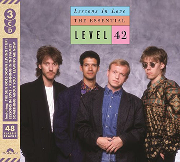 LEVEL 42 - The Essential Level 42