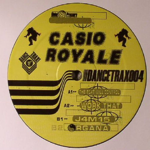 Casio Royale - The Beat Will Control (Dance Trax Vol. 4)