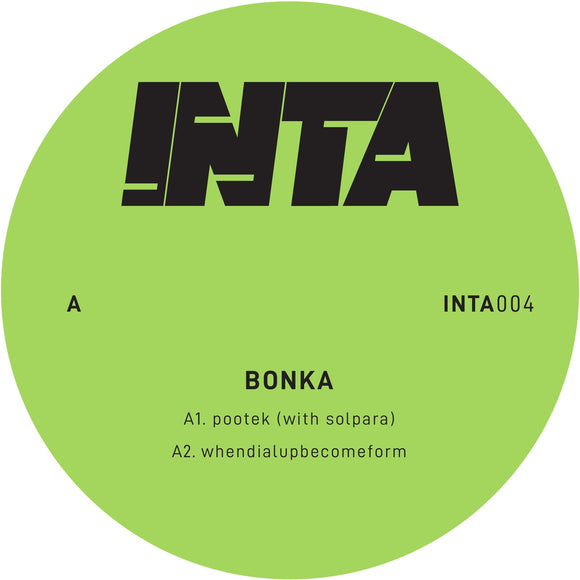 BONKA - Cement Block EP