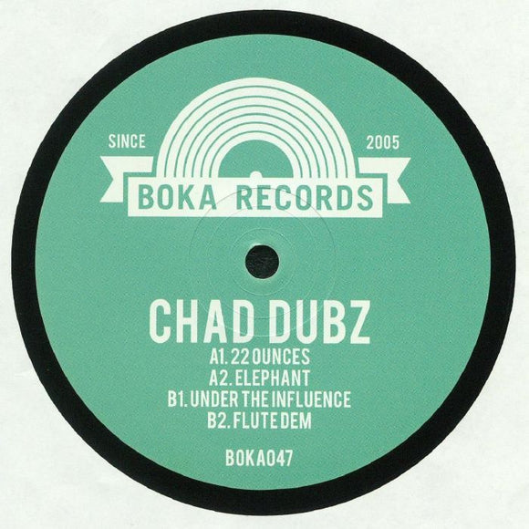 Chad Dubz - 22 Ounces