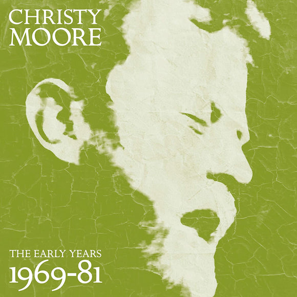 Christy Moore - The Early Years 1969-81 [2CD/DVD]