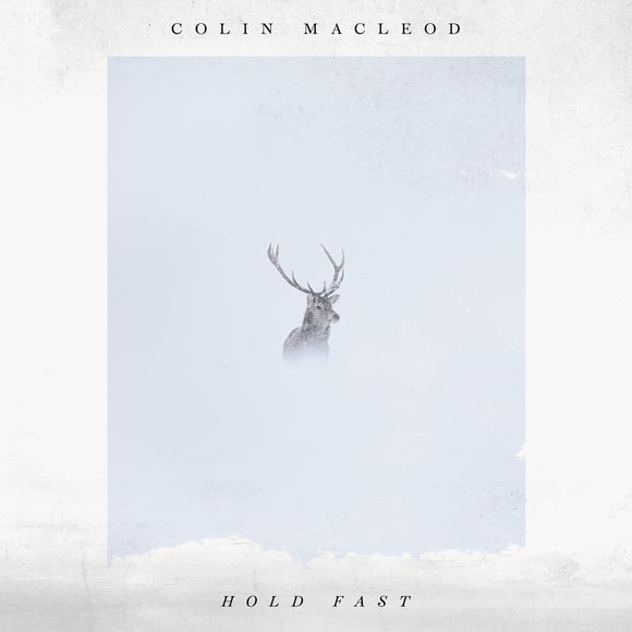 Colin Macleod - Hold Fast [LP Transparent Vinyl]
