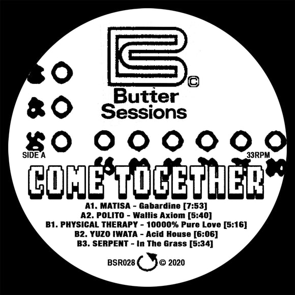 MATISA/POLITO/PHYSICAL THERAPY/YUZO IWATA/SERPENT - Come Together