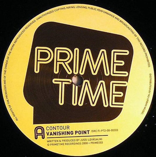 Contour / Kaleb - Vanishing Point / Terminal Disco