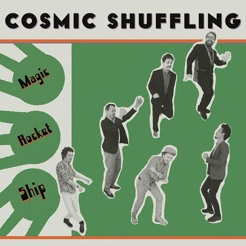 Cosmic Shuffling - Magic Rocket Ship [LP]