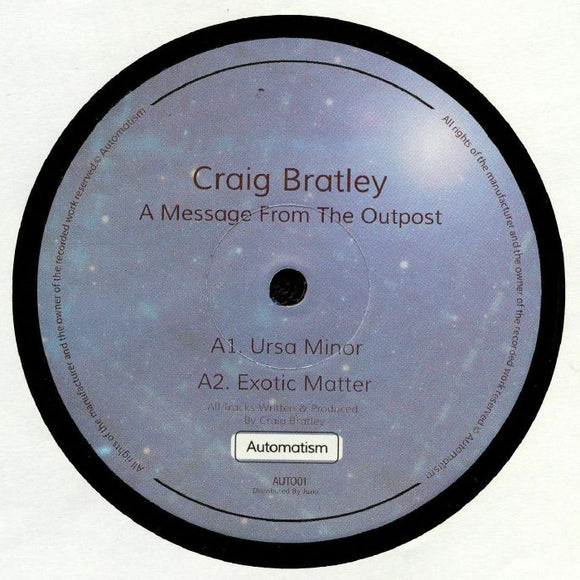 Craig Bratley - A Message From The Outpost