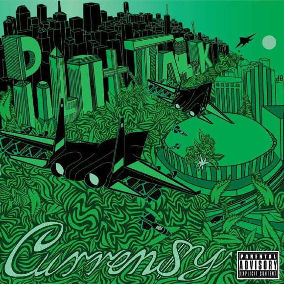 Curren$y	- Pilot Talk (1 Lp Col Coke Bottle Green Vinyl)