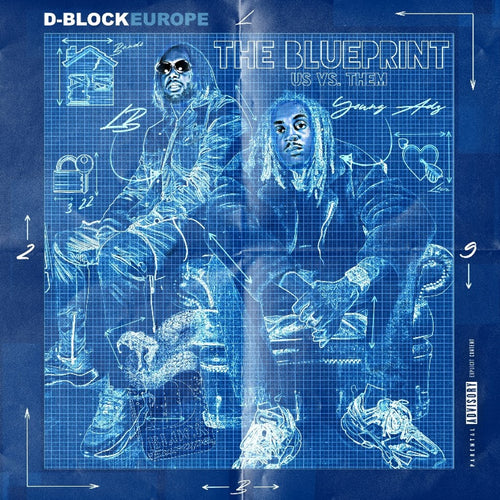 D-Block Europe - The Blueprint - Us Vs. Them