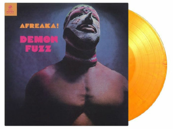 DEMON FUZZ - AFREAKA! (ORANGE VINYL)