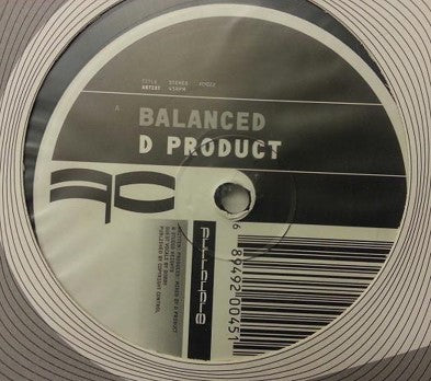 D Product - Balanced / Space Horn