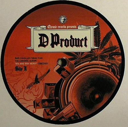 D Product - Floston Paradise / Anything