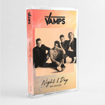 THE VAMPS - NIGHT & DAY LTD [Orange Cassette]