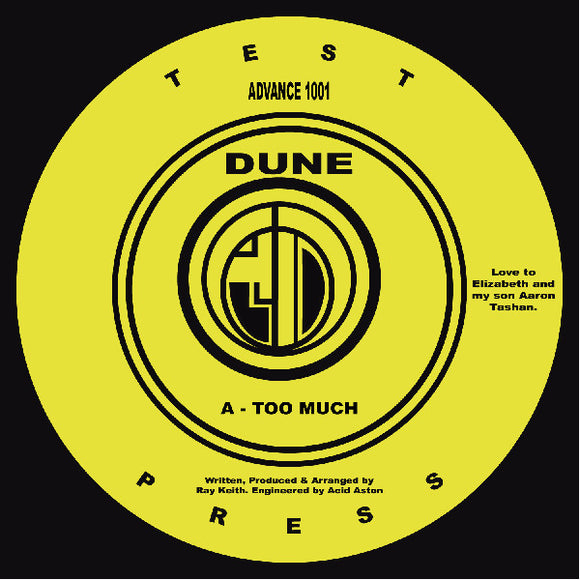 DUNE (RAY KEITH) - TOO MUCH
