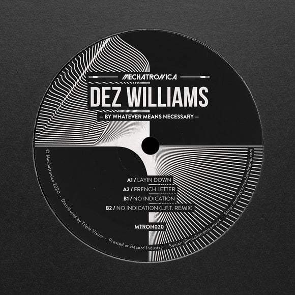 Dez Williams remix L.F.T. - By Whatever Means Necessary