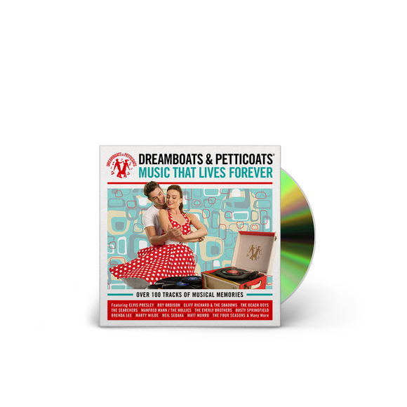 Various Artists - Dreamboats & Petticoats: Music That Lives Forever
