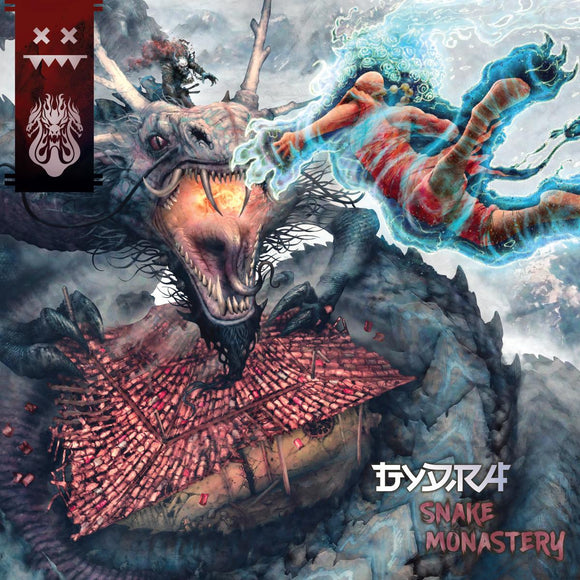 Gydra - Snake Monastery LP [full colour sleeve]
