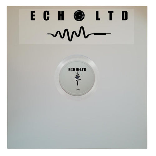 Unknown - ECHO LTD 001 LP [180 Grams / Clear Vinyl / Hand-Stamped / Stickered Sleeve]