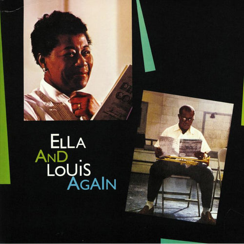 ELLA FITZGERALD / LOUIS ARMSTRONG - ELLA AND LOUIS AGAIN