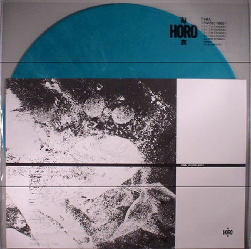 "ENA - Divided: Body [Marble 12"" w/ Insert]"