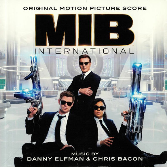Elfman, Danny & Chris Bacon - Men in Black: International (Original Motion Picture Score)