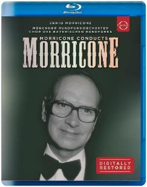 Ennio Morricone - Morricone conducts Morricone [BLURAY]