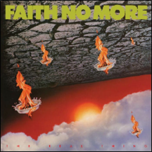 Faith No More - The Real Thing [140g Yellow Vinyl - Gatefold]