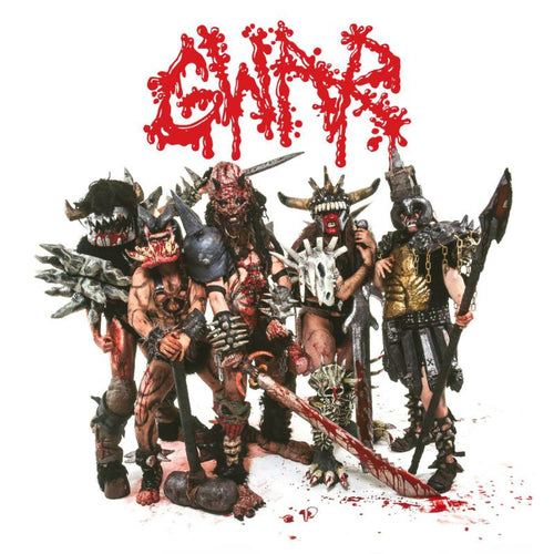 GWAR - SCUMDOGS OF THE UNIVERSE (30TH ANNIVERSARY) [CD]