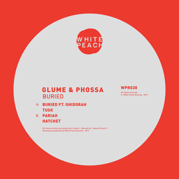 Glume & Phossa - Buried [Repress]