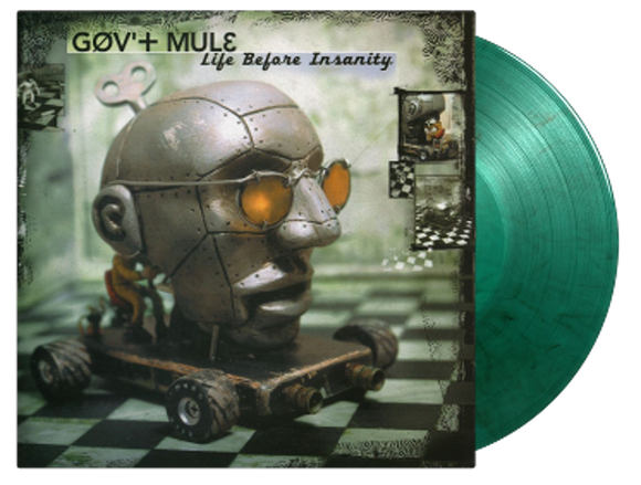 Gov't Mule - Life Before Insanity (2LP Coloured)