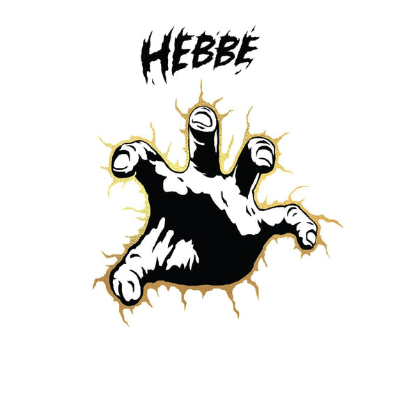 Hebbe - Quiche / Looters [yellow marbled vinyl / printed sleeve + gold foil / incl. dl]