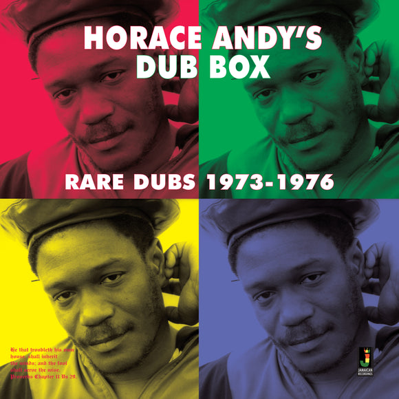 Horace Andy - Dub Box – Rare Dubs 1973-1976 [LP]