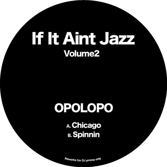 Opolopo - If It Ain't Jazz Volume 2