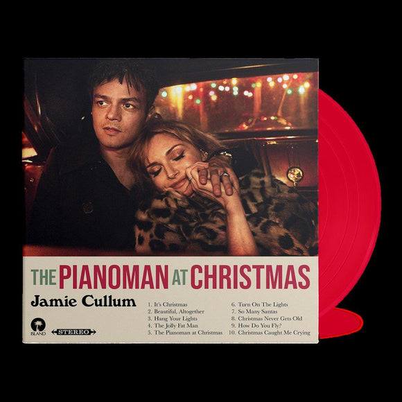 JAMIE CULLUM: THE PIANOMAN AT CHRISTMAS [High Street Exclusive Santa Claus Red Vinyl]