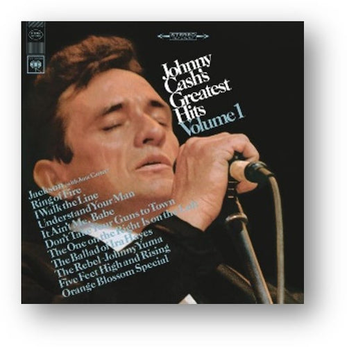 JOHNNY CASH - GREATEST HITS VOLUME 1