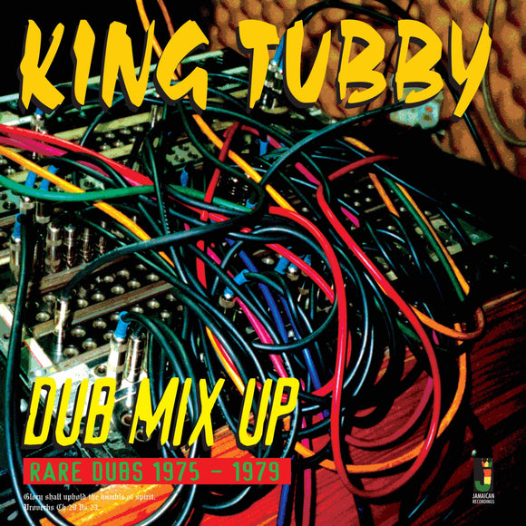 King Tubby - Dub Mix Up Rare Dubs 1975-1979
