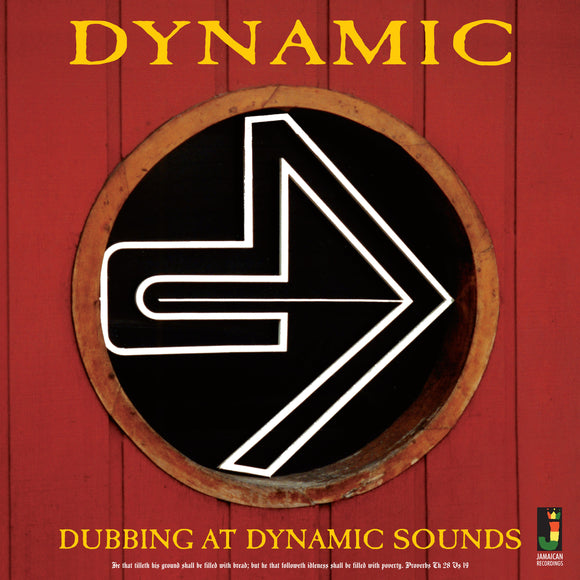 DYNAMIC - Dubbing at Dynamic Sounds [LP]