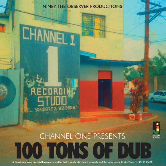 Channel One Presents - 100 Tons Of Dub