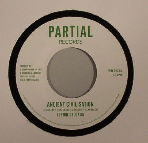 JUNIOR DELGADO - ANCIENT CIVILISATION