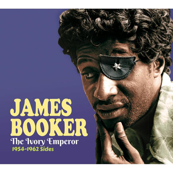 James Booker - The Ivory Emperor 1954-1962 Sides