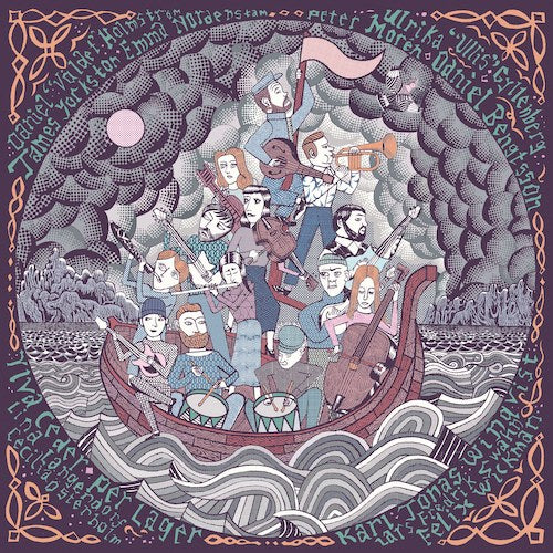 James Yorkston and The Second Hand Orchestra - The Wide, Wide River [CD]
