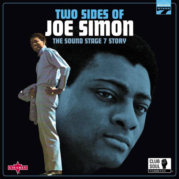 Joe SIMON - Two Sides Of Joe Simon: The Sound Stage 7 Story