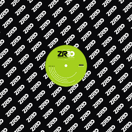 Various Artists Joey Negro Presents 30 Years of Z Records – EP 1