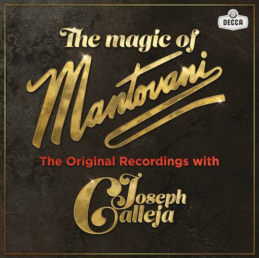 Joseph Calleja - The Magic Of Montovani [LP]